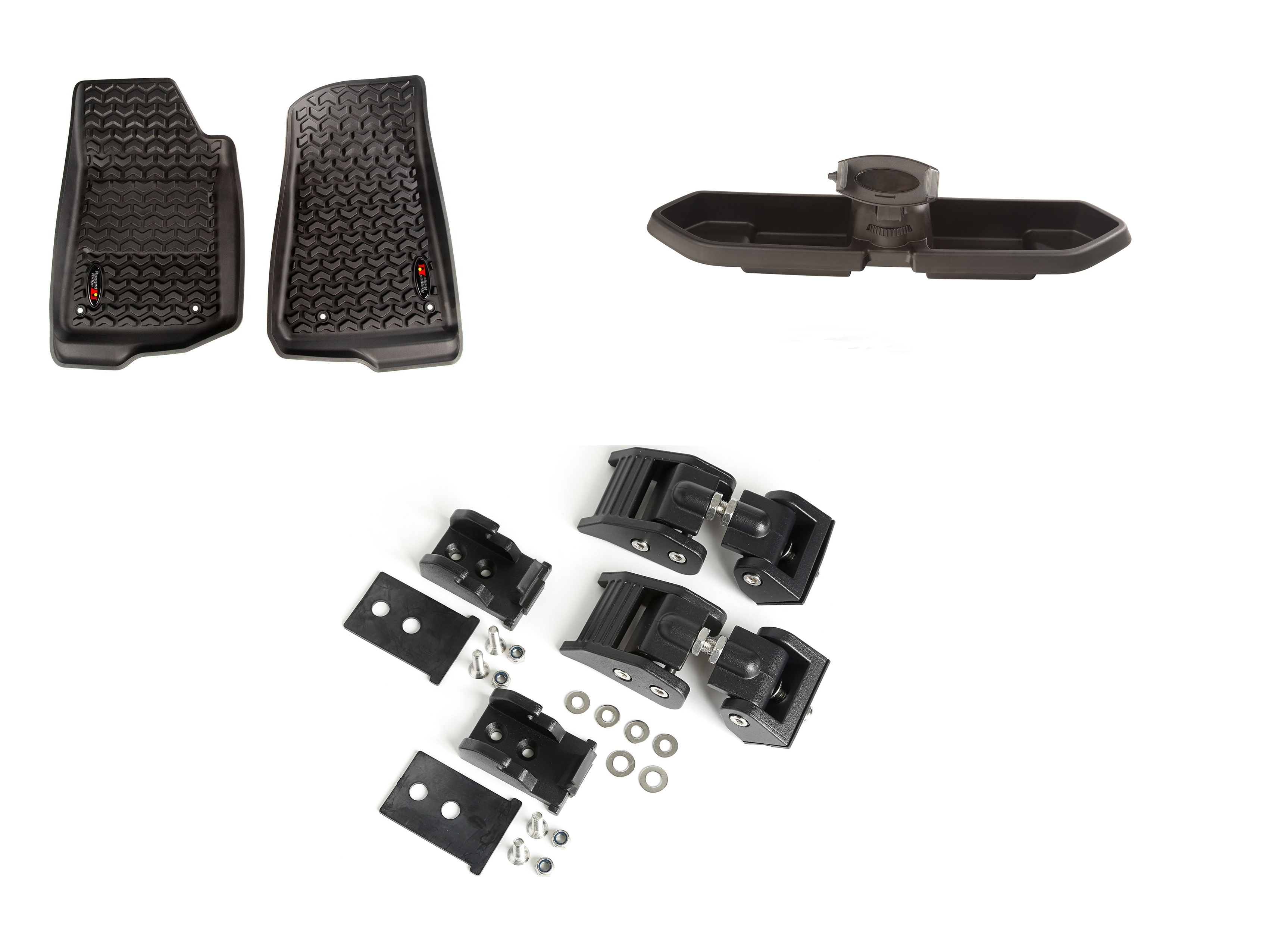Rugged Ridge Essentials Package For Jl