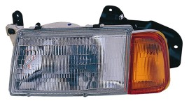 Image of Head Lamp Assembly, Left
