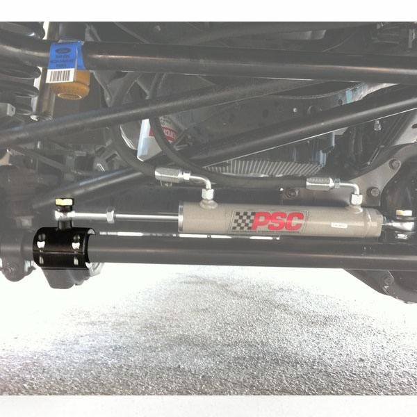 """Image of Psc 1.5"""" Steering Stabilizer/ Ram Assist Tie Rod Clamp With 5/8 Boss"""