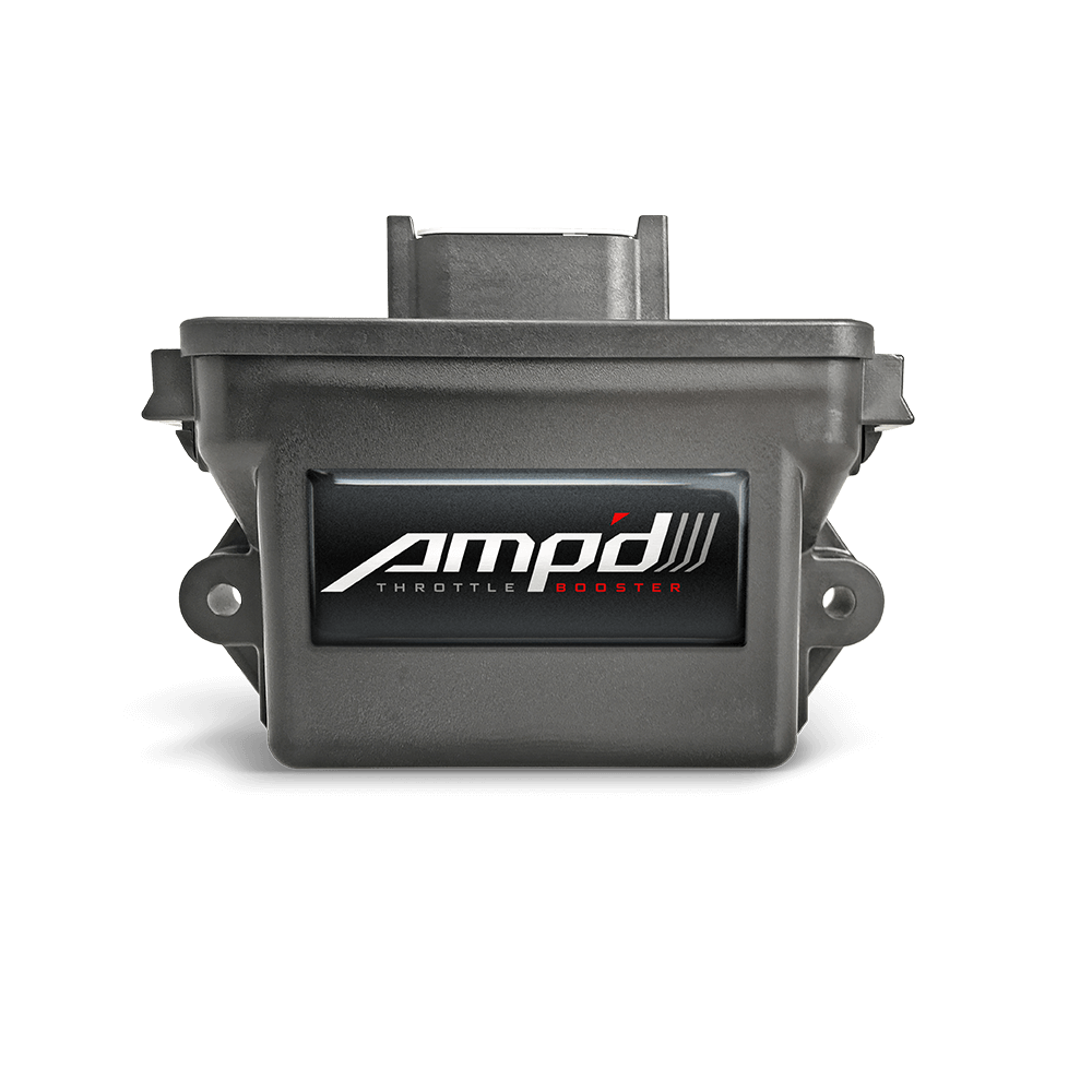 Image of Diablosport Amp'd Throttle Booster - Gas Engines