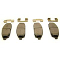 Crown Front Brake Pad Set