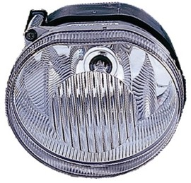 Fog Lamp Assembly, Right
