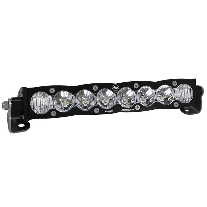 "Image of Baja Designs 10"" S8 Led Light Bar - Driving/combo Beam Pattern"