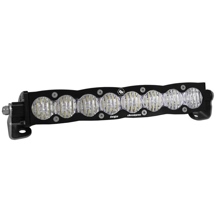 "Image of Baja Designs 10"" S8 Led Light Bar - Wide Driving Beam Pattern"