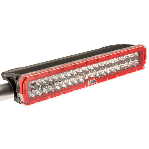 "Image of ""Arb 20"""" Intensity Ar40 Series Spot Beam Led Light Bar Kit With Pedestal Mount"""