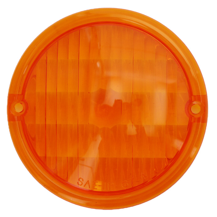 Omix Parking Lamp Lens, Amber - Sold Individually