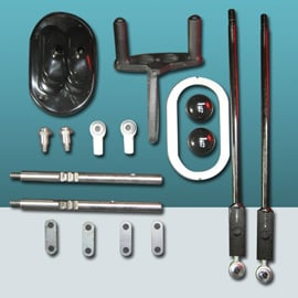 Image of Advance Adapter Dana 300 Twin Stick Shifter Kit