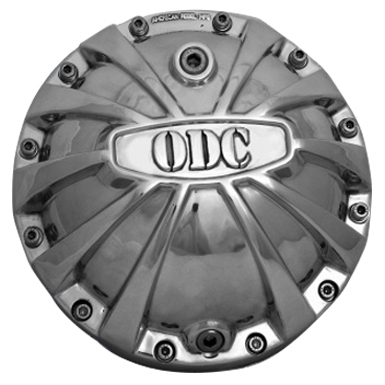 Image of American Rebel Outlaw Xtreme Series Rear Differential Cover With Odc Logo - Polished