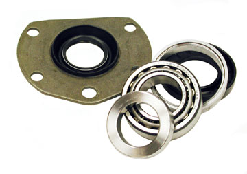 Image of Axle Bearing & Seal Kit For Amc Model 20 Rear, 1-Piece Axle Design