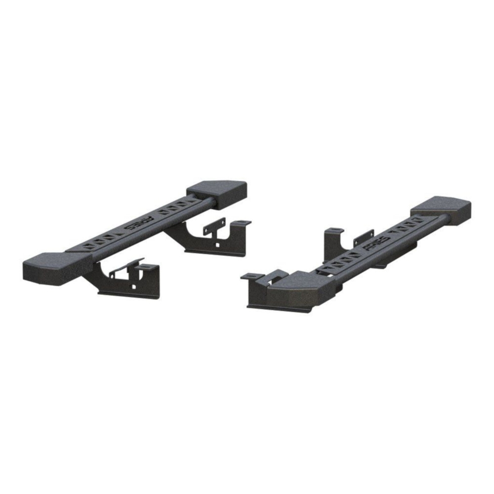 Jeep Aries Automotive Side Steps, Pair, Exterior Car Parts   2018-2019 Wrangler JL, AAA-2074119