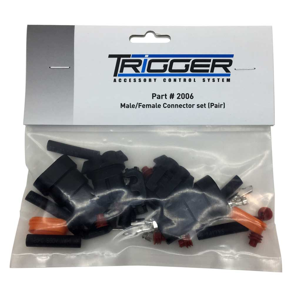 Image of Trigger Male/female Connector Set