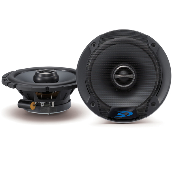 "Image of 50% Off - Alpine Sps-610 6.5"" Coaxial Two-Way Speaker Set, 75W"