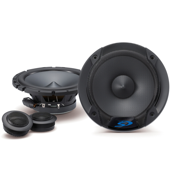 "Image of 50% Off - Alpine Sps-610C 6.5"" Component Two-Way Speaker System, 80W"