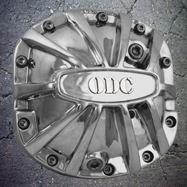 Image of American Rebel, Outlaw Differential Cover With Odc Logo - Polished