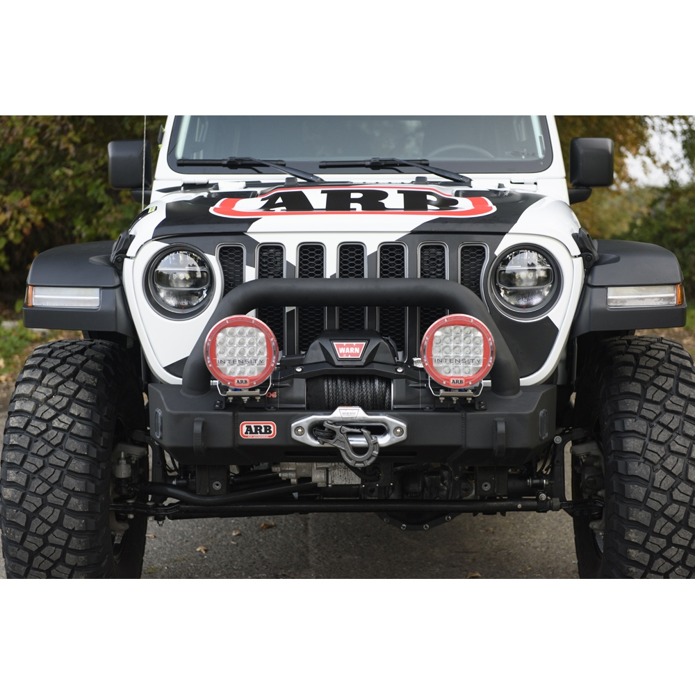 Arb Classic Stubby Front Bumper For Wrangler Jl