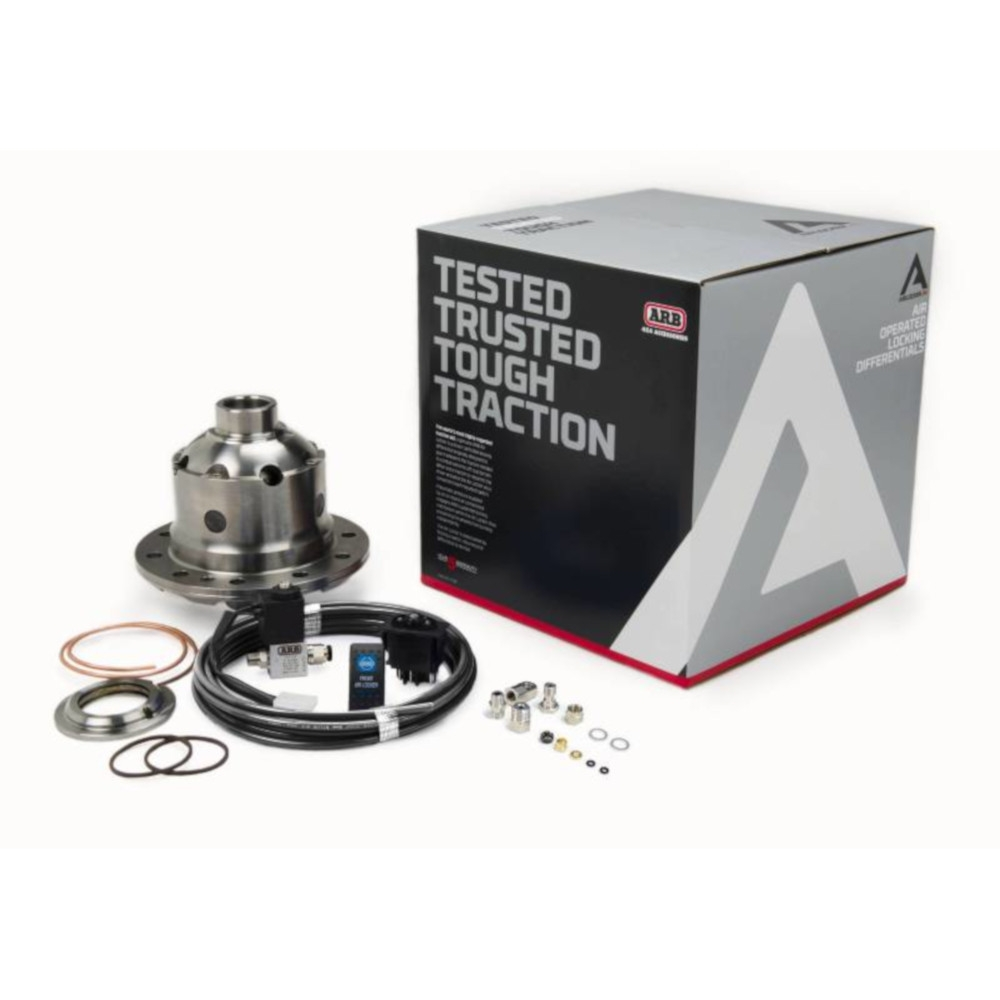 Arb Air Locker Differential For Dana 60 With 30 Spline, 4.56 & Up, ARB-RD162