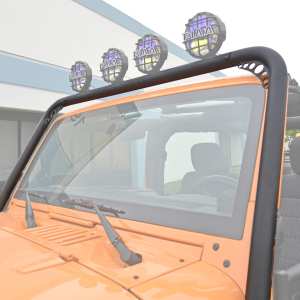 Image of Body Armor 4X4 Front Light Bar