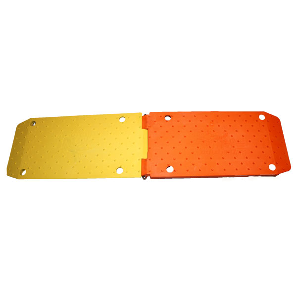 Image of Traction Jack Roadside Recovery Kit - Orange And Yellow