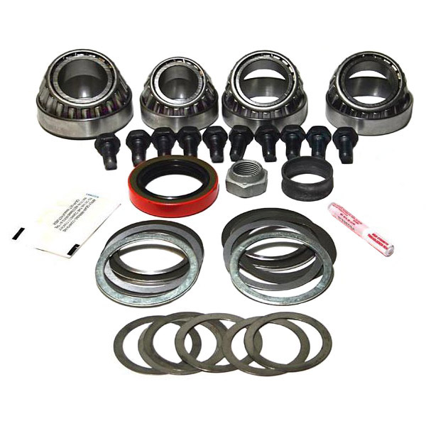 Image of Alloy, Front, Differential Master Rebuild Kit For Dana 44