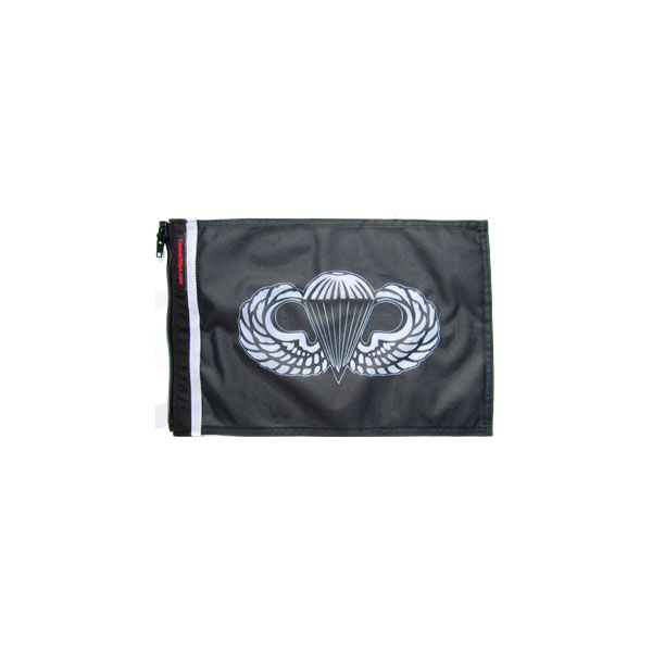 """Image of Forever Wave Airborne Flag, 12"""" X 18"""""""