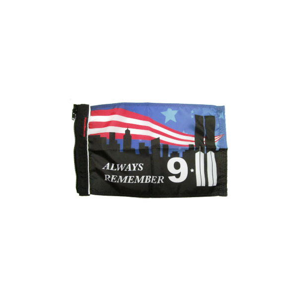 """Image of Forever Wave 911 Tribute Flag, 12"""" X 18"""""""