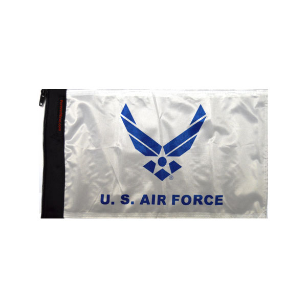 """Image of Forever Wave Air Force Flag, 12"""" X 18"""""""