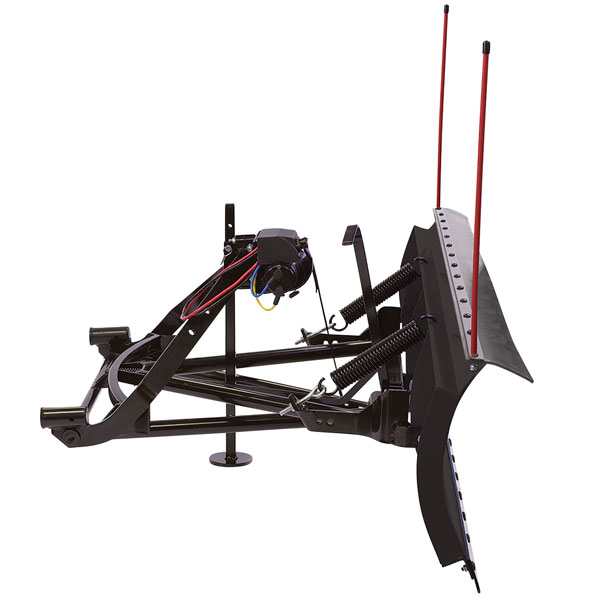 """Image of Snowbear 84"""" Heavy-Duty Personal Snowplow With Mount"""