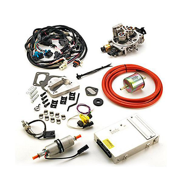Image of Howell Fuel Injection Conversion Tbi Kit For 360 Engines - Off Road