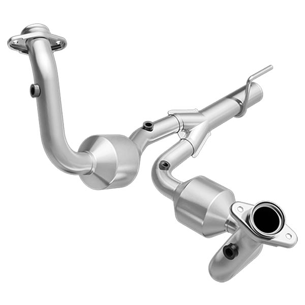 Image of Magnaflow Direct-Fit Catalytic Converter - Stainless Steel
