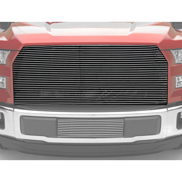 Image of T-Rex Billet Series Bumper Grille Insert - Polished Aluminum