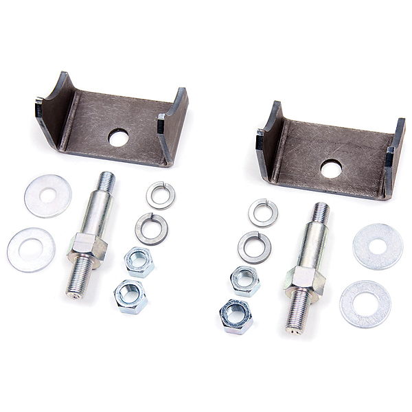 Zone Offroad Rear High Clearance Shock Mount Kit