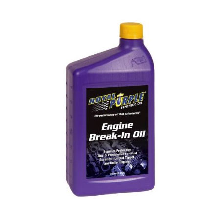 Image of Royal Purple Break-In Oil, 1 Quart Bottle