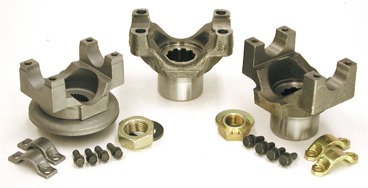 Yukon Short Yoke For Ford 9 With 28 Spline Pinion And A 1310 U|joint Size