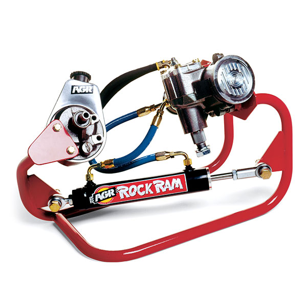 """Image of Agr Performance Rock Ram Steering System, Chromoly, (For 40"""" Tires Or Larger)"""