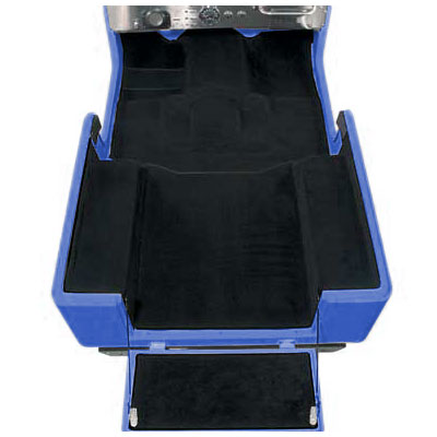 Image of Acc Black Mass Backed Complete Carpet Kit
