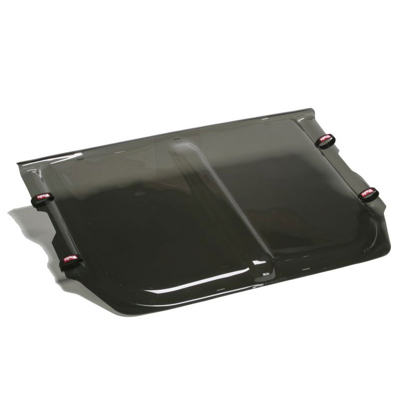 Image of Wade Automotive Skytop For Front Seats, High Gloss Smoke Clear Top