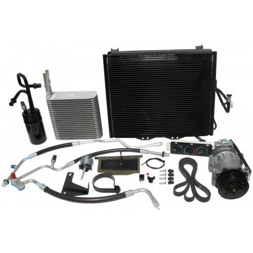 Image of Jeep Air Parts Ac Kit 4.0 Liter Engine