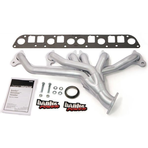 Image of Banks Exhaust Header Kit