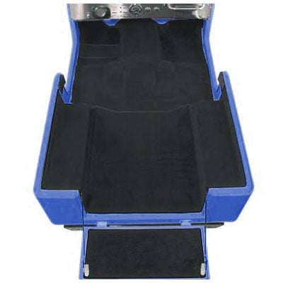 Image of Acc Charcoal Mass Backed Complete Carpet Kit