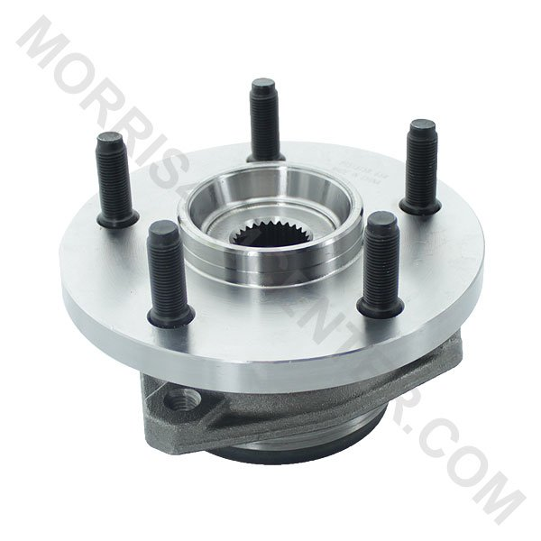 Image of Front, Axle Bearing And Hub Assembly