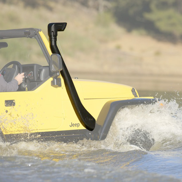 Image of Arb Safari Snorkel For 4.0L Fuel Injected Engine