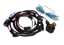 Image of Mopar Wire Harness Kit Flat Connector 4 Wire No Splicing Req