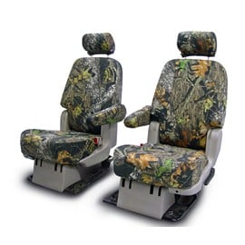 Image of Coverking 3Rd Row Seat Cover Neoprene Realtree