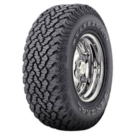 Image of General Grabber Tire, At2 Owl - 30X9.50R16Sl