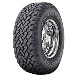 Image of General Grabber Tire, At2 Owl - 31X10.50R17