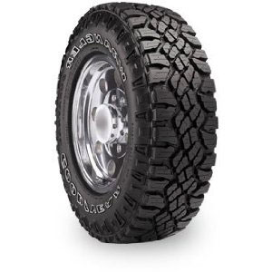 Image of Goodyear Duratrac Tire - 31X9.50R16Lt