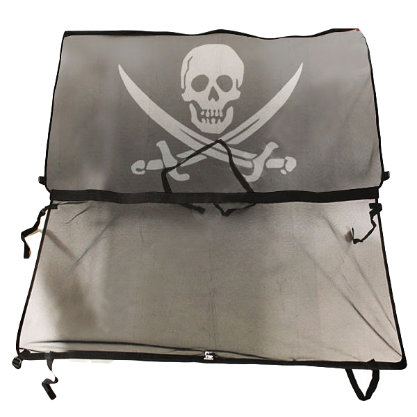 Image of Vdp Koolbreez Full Roll Bar Top - Pirate