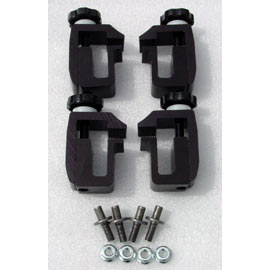 Image of Lange Kwick Kit Premium Jeep Hardware