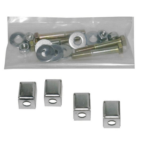 Tuffy 1 Riser Kit For Rear Cargo Security Drawer Or Oversize Security Drawer, Interior Car Parts  