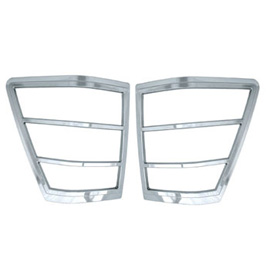 Image of Coast To Coast Tail Light Covers, Chrome (Tail Light Not Included)
